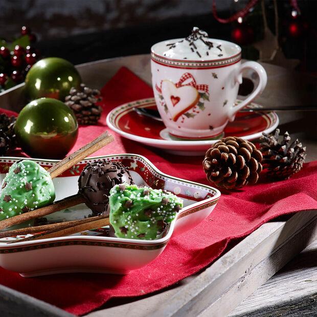 Winter Bakery Delight sous-tasse à café, , large