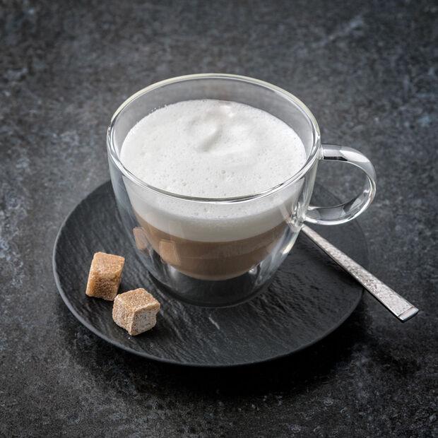 Manufacture Rock Soucoupe tasse café au lait 17x17x2cm, , large