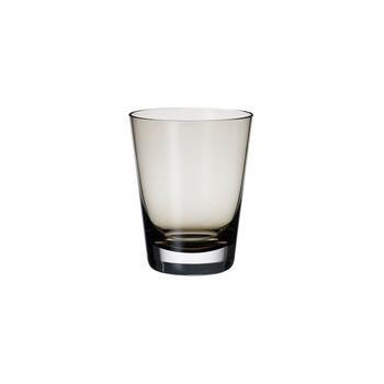 Colour Concept verre à cocktail/à eau Smoke