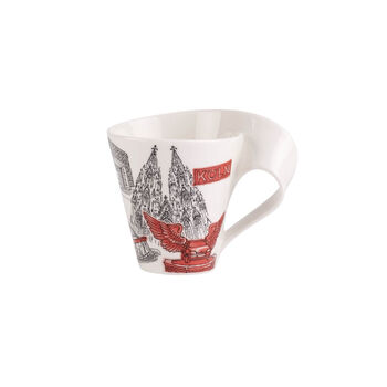 Cities of the World mug à café Köln