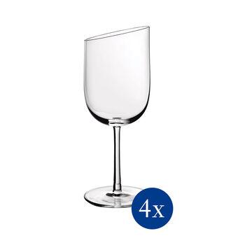 NewMoon ensemble de verres à vin blanc, 300ml, 4pièces