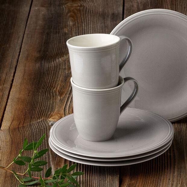 Color Loop Stone mug à anse 13x9x10cm, , large
