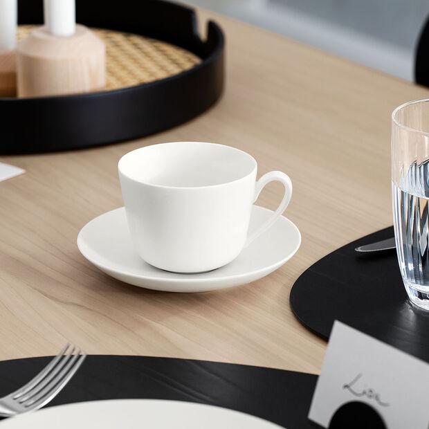 Twist White Soucoupe tasse à café/thé, , large