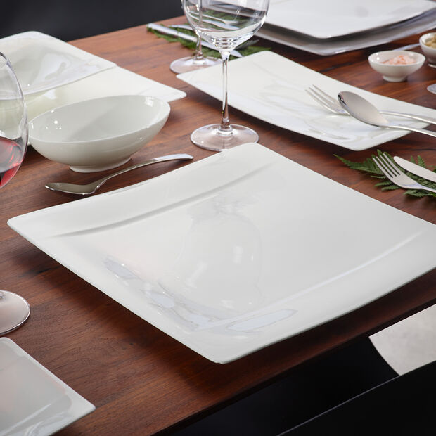 Modern Grace assiette gourmet 35x35cm, , large