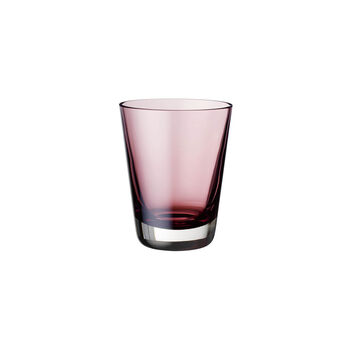 Colour Concept verre à eau/long drink/cocktail bourgogne 108mm