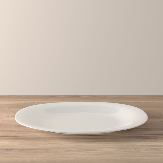 New Cottage Basic assiette plate ovale, , large