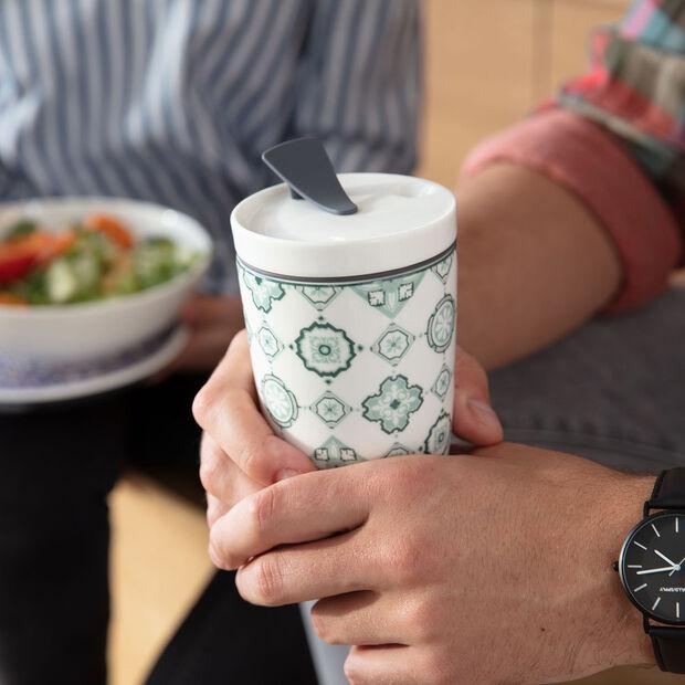 Modern Dining To Go Jade mug Coffee-to-go, , large