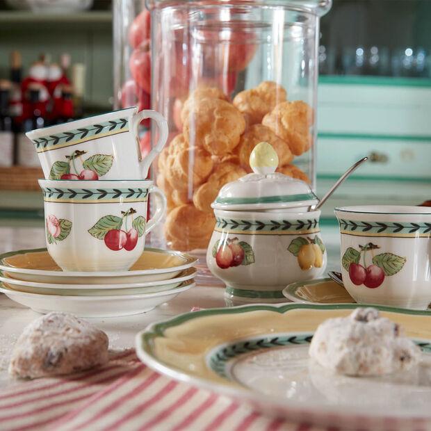 French Garden Fleurence sous-tasse pour le petit-déjeuner, , large