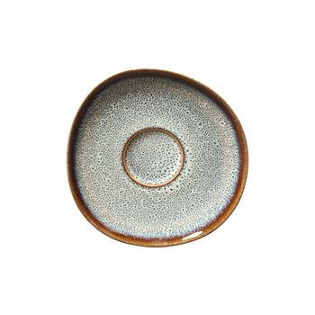 Lave beige sous-tasse pour tasse à café, 15,5cm