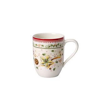 Winter Bakery Delight mug à café motif étoile filante