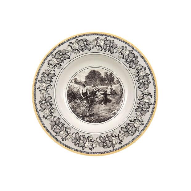 Audun Ferme Assiette creuse 24cm, , large