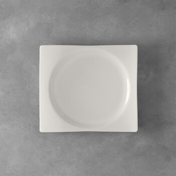 NewWave assiette plate rectangulaire