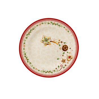 Winter Bakery Delight Villeroy & Boch assiette à dessert motif étoile filante