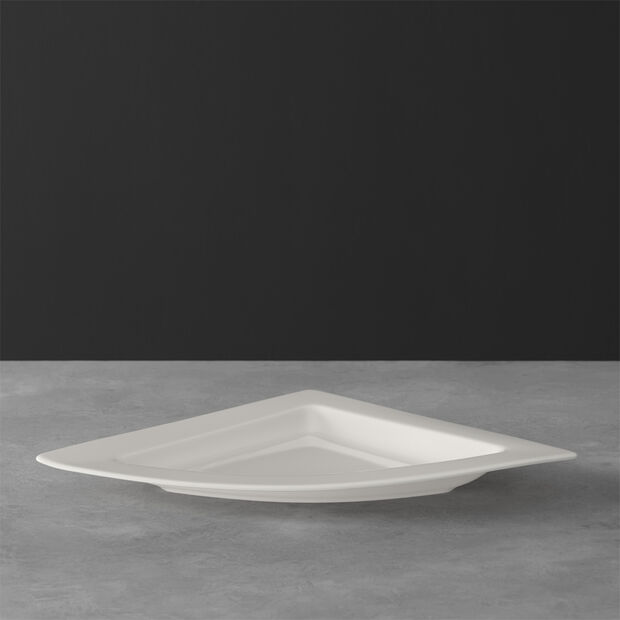 NewWave assiette plate triangulaire, , large