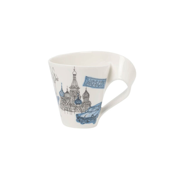 Cities of the World tasse Moscow, , large