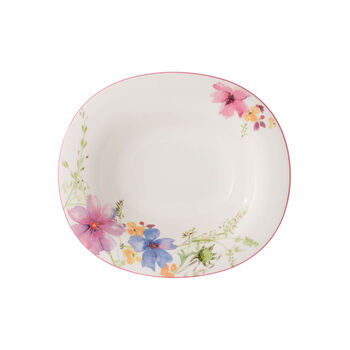 Mariefleur Basic assiette creuse ovale