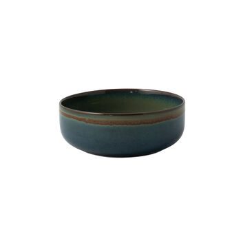 Crafted Breeze bol, bleu-gris, 16cm