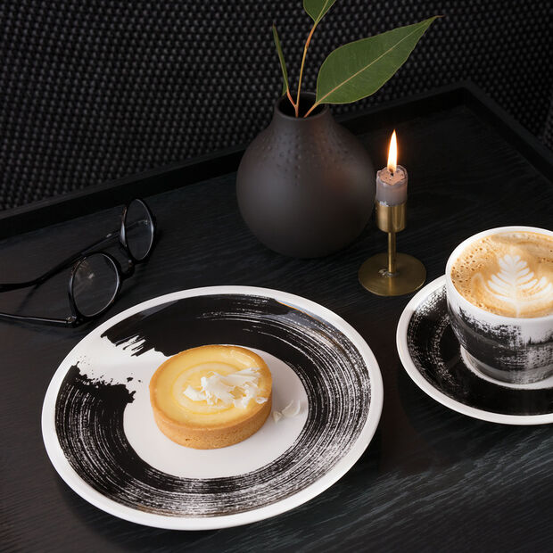 Coffee Passion Awake Assiette à dessert Ensemble de 2pcs. 22cm, , large