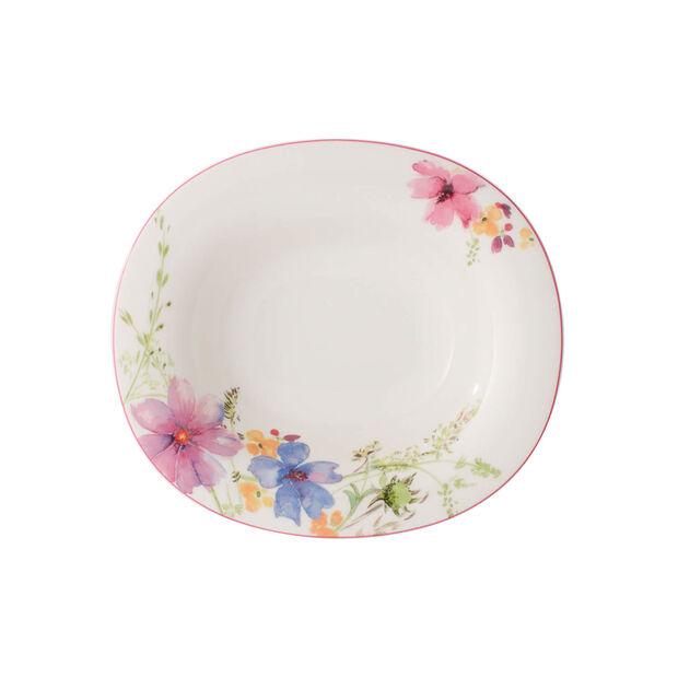 Mariefleur Basic assiette creuse ovale, , large