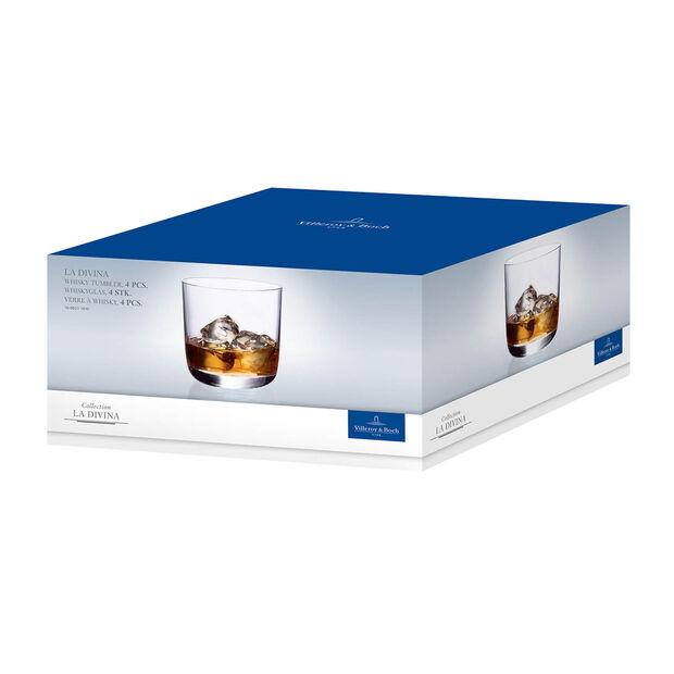 La Divina verre à whisky, 4pièces, , large