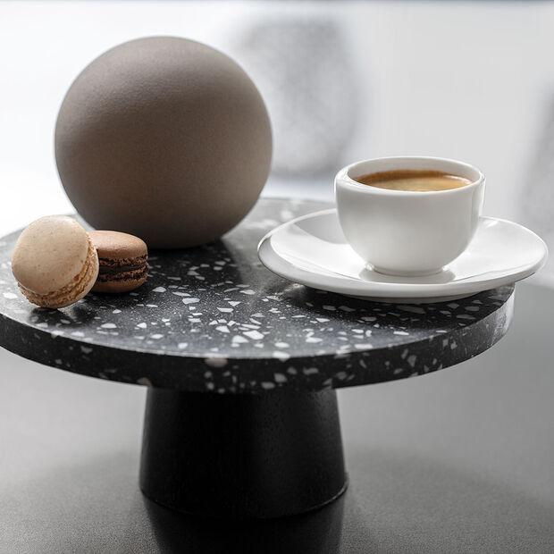 NewMoon tasse à expresso, sans anse, 100ml, blanche, , large