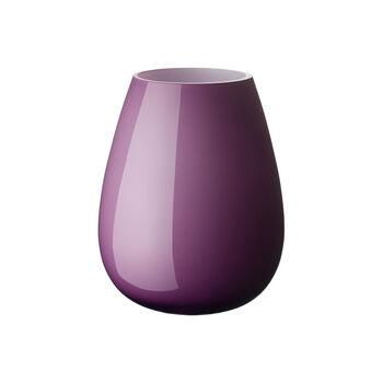 Drop grand vase Dark Lilac