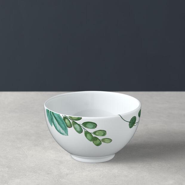 Avarua bol à riz, 350ml, blanc/multicolore, , large