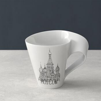 Modern Cities mug à café, Moscou, 300ml