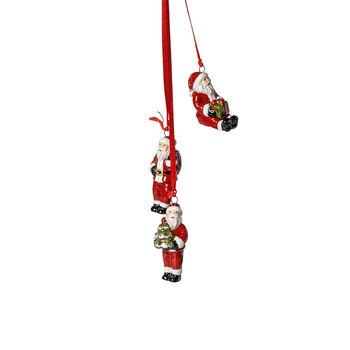 My Christmas Tree trio de décorations Père Noël