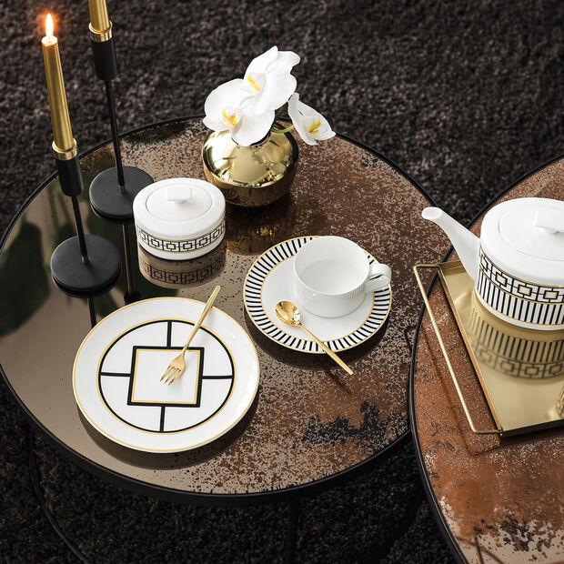 MetroChic blanc tasse à thé, 230ml, blanche, , large