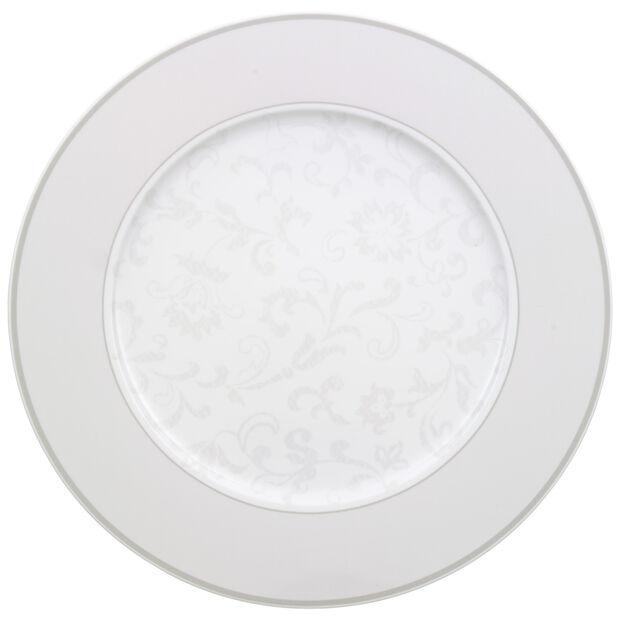 Gray Pearl assiette de présentation, , large