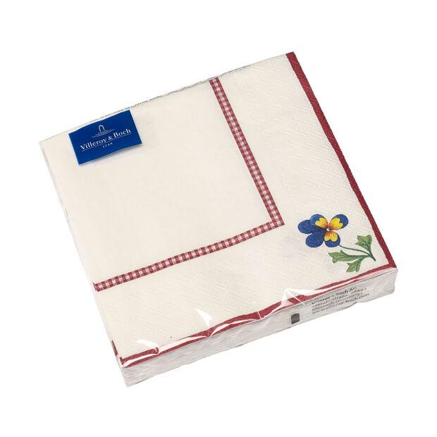 Serviettes en papier Petite Fleur Serviette papier nouveau, 20pièces, 33x33cm, , large