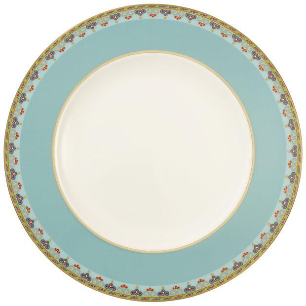 Samarkand Aquamarin Assiette plate, , large