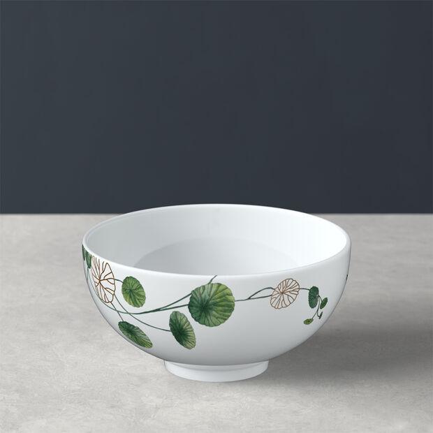 Avarua bol à soupe, 480ml, blanc/multicolore, , large