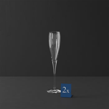 Allegorie Premium verre à champagne, 2pièces