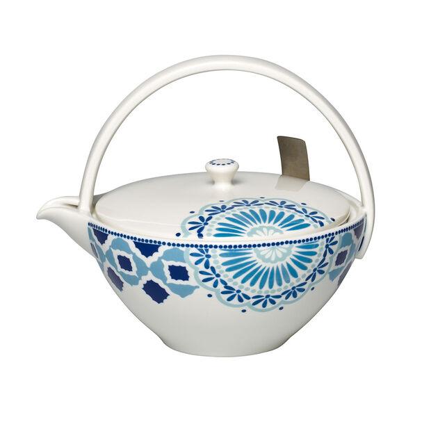 Tea Passion Medina Théière 4 pers. filtre 21x18,5x18,5cm, , large