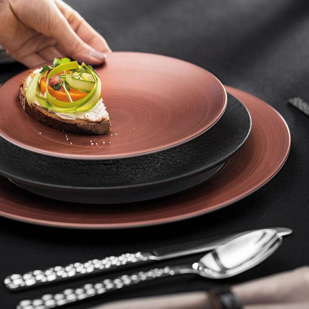 Manufacture Glow assiette à dessert coupe, 21cm, , large