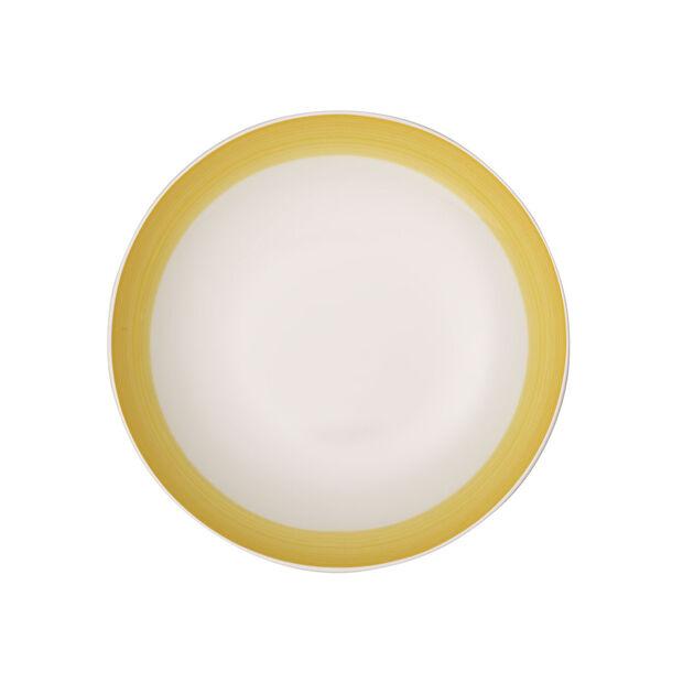 Colourful Life Lemon Pie coupe plate, , large