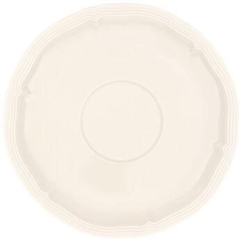 Manoir sous-tasse à soupe
