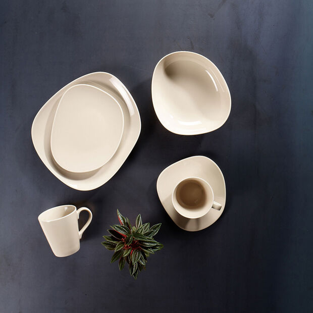 Organic Sand tasse à café, sable, 270ml, , large