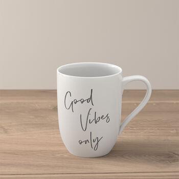 Statement mug «Good Vibes only»