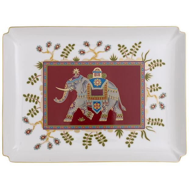 Samarkand Rubin Gifts grande coupe décorative, , large