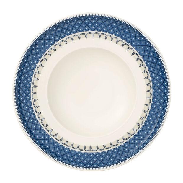 Casale Blu assiette à pâtes, , large