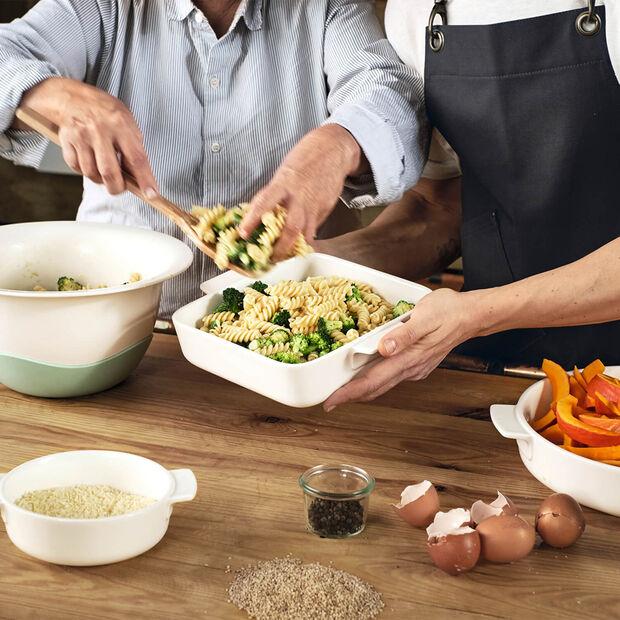 Clever Cooking plat à four carré, 21x21cm, , large