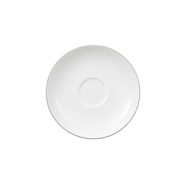 Anmut Platinum No.1 Soucoupe tasse à café/thé 15cm, , large