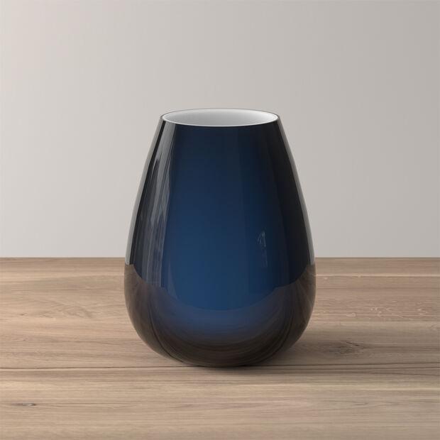 Drop petit vase Midnight Sky, , large