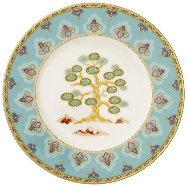 Samarkand Aquamarin Assiette à pain, , large