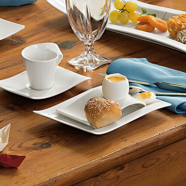 NewWave assiette à pain 18x15cm, , large
