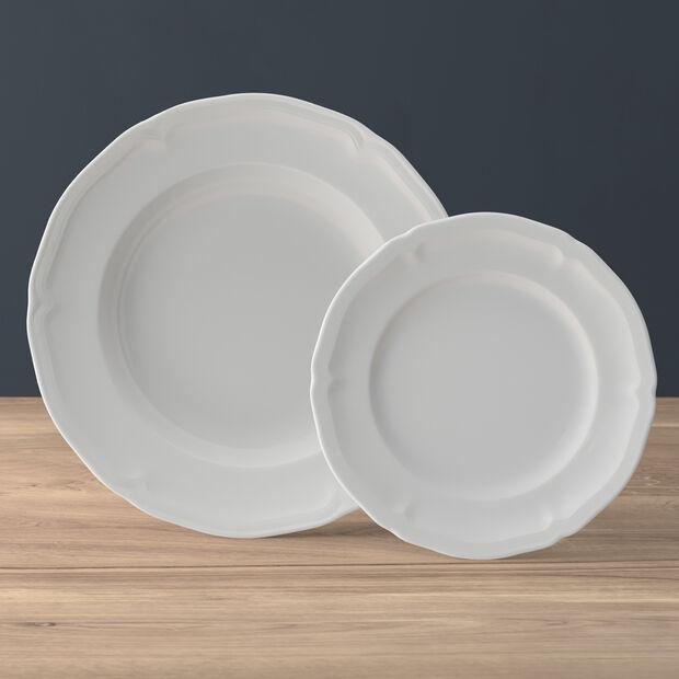 Manoir ensemble d'assiettes, 2pièces, pour 1personne, , large
