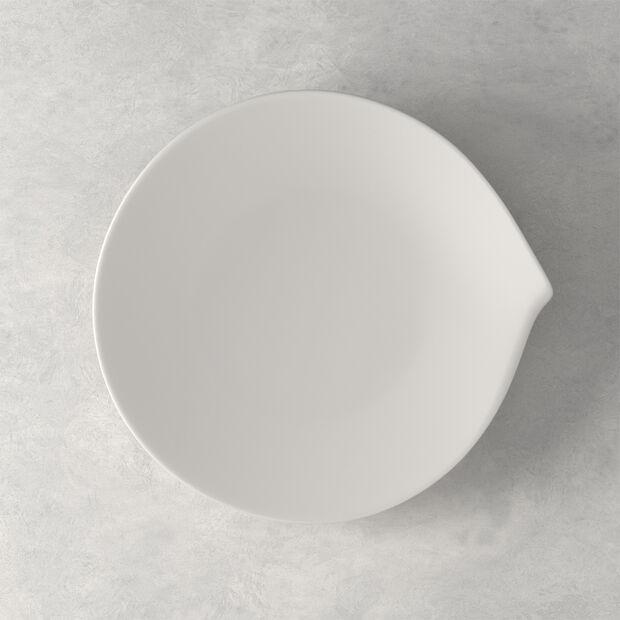 Flow petite assiette 26x24cm, , large